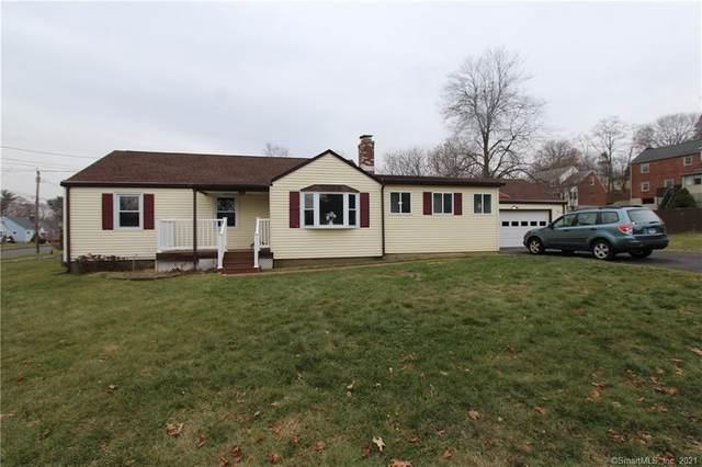 95 Hall Street, West Hartford, CT 06110 (MLS #170365981) :: Around Town Real Estate Team