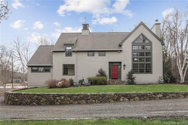 22 Pocahontas Road, Redding, CT 06896 (MLS #170365993) :: Around Town Real Estate Team