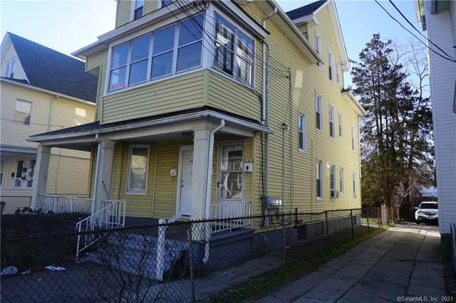 231 Parrott Avenue, Bridgeport, CT 06606 (MLS #170365994) :: Around Town Real Estate Team
