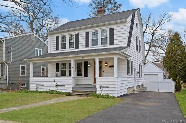 234 Windermere Street, Fairfield, CT 06825 (MLS #170365998) :: Around Town Real Estate Team