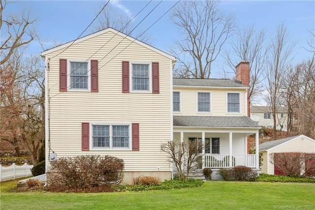 212 Valley Road, Greenwich, CT 06807 (MLS #170366007) :: Tim Dent Real Estate Group