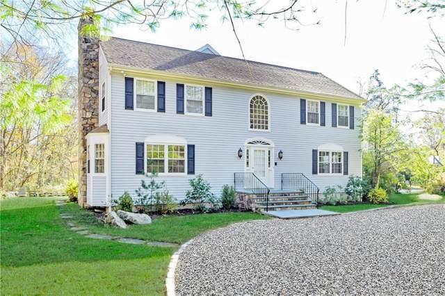120 Brookhollow Lane, Stamford, CT 06902 (MLS #170366030) :: GEN Next Real Estate