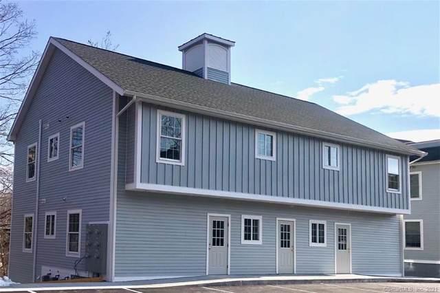 107 Church Hill Road 2L, Newtown, CT 06482 (MLS #170366071) :: GEN Next Real Estate