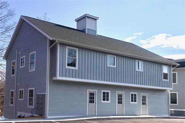 107 Church Hill Road 2R, Newtown, CT 06482 (MLS #170366073) :: GEN Next Real Estate