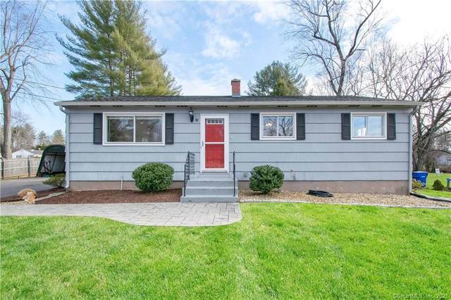 80 Dower Road, South Windsor, CT 06074 (MLS #170366116) :: NRG Real Estate Services, Inc.