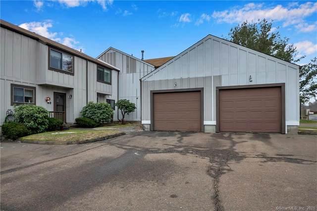 30 Pineview Drive #30, Branford, CT 06405 (MLS #170366121) :: Around Town Real Estate Team