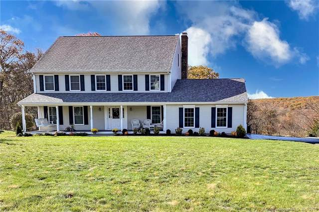 46 Skyview Drive, Colchester, CT 06415 (MLS #170366122) :: Coldwell Banker Premiere Realtors