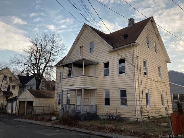 29 Laurel Court, Bridgeport, CT 06605 (MLS #170366130) :: Around Town Real Estate Team