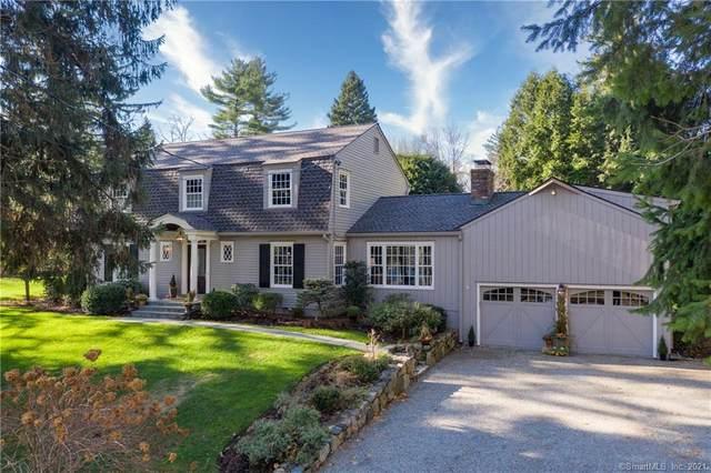 7 Peterick Lane, Darien, CT 06820 (MLS #170366145) :: GEN Next Real Estate