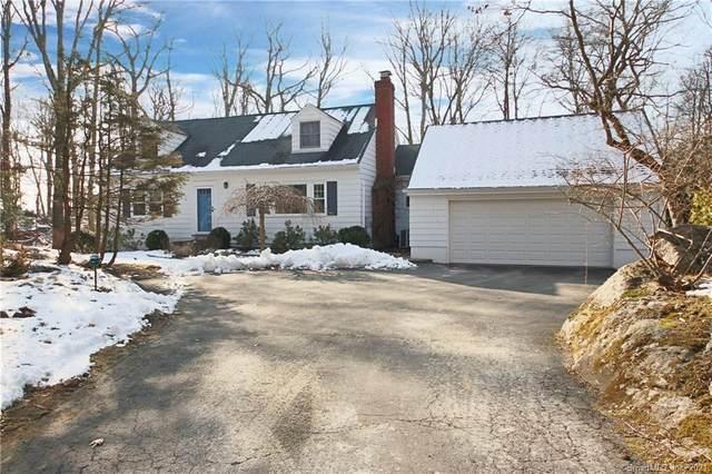124 Bob Hill Road, Ridgefield, CT 06877 (MLS #170366170) :: Around Town Real Estate Team