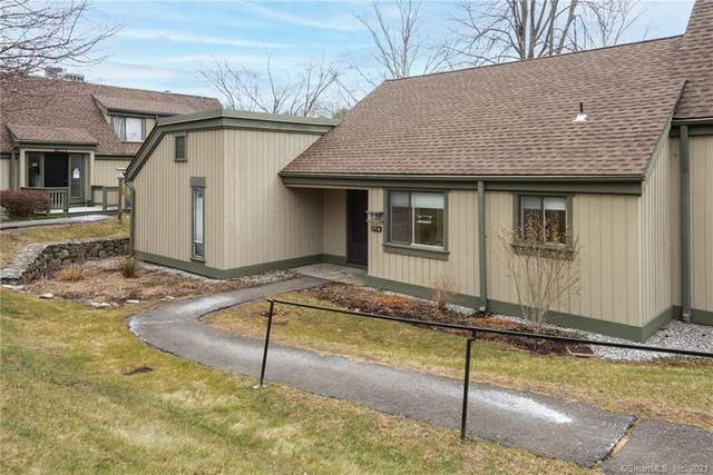 177 Heritage Village A, Southbury, CT 06488 (MLS #170366198) :: Around Town Real Estate Team
