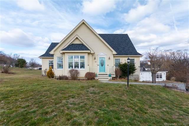 23 Blossom Drive, Pomfret, CT 06259 (MLS #170366201) :: Tim Dent Real Estate Group
