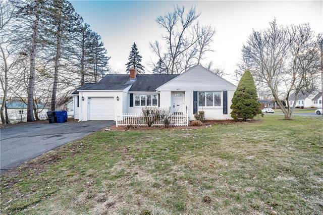677 Thompsonville Road, Suffield, CT 06078 (MLS #170366244) :: Around Town Real Estate Team