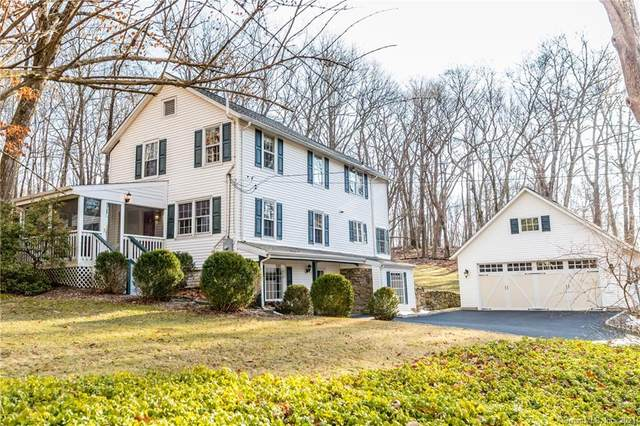 170 Spectacle Lane, Ridgefield, CT 06877 (MLS #170366254) :: Tim Dent Real Estate Group