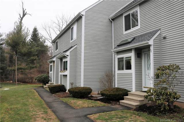 73 Hilltop Drive #73, Simsbury, CT 06089 (MLS #170366263) :: Around Town Real Estate Team