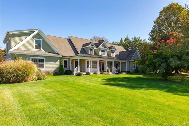 33 Ridgecrest Drive, Ridgefield, CT 06877 (MLS #170366296) :: Cameron Prestige