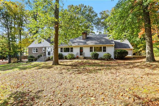 1156 Stillwater Road, Stamford, CT 06902 (MLS #170366308) :: Around Town Real Estate Team