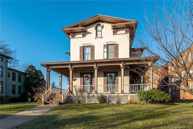 27 Charter Oak Place A, Hartford, CT 06106 (MLS #170366310) :: Tim Dent Real Estate Group