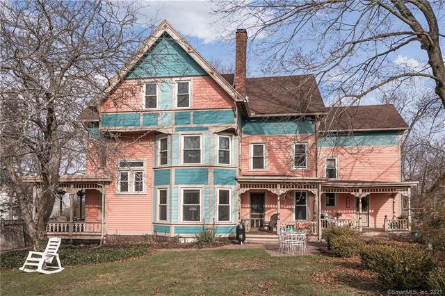 965 Quinnipiac Avenue, New Haven, CT 06513 (MLS #170366322) :: Around Town Real Estate Team