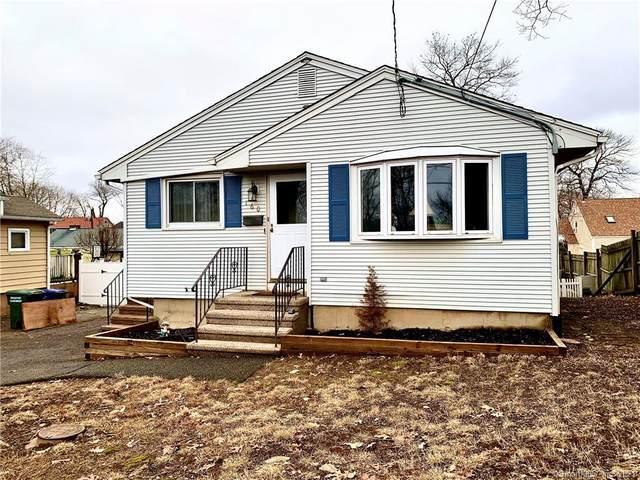 160 Pleasantview Avenue, Bridgeport, CT 06606 (MLS #170366328) :: Michael & Associates Premium Properties   MAPP TEAM