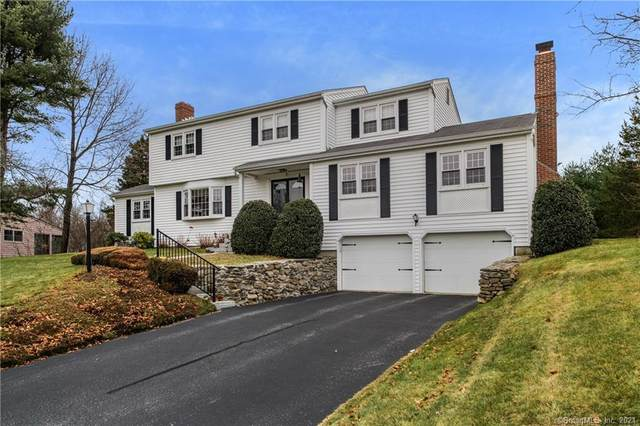 9 Quinley Way, Waterford, CT 06385 (MLS #170366351) :: Around Town Real Estate Team