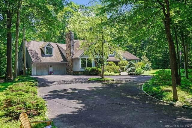 7 Old Camp Lane, Greenwich, CT 06807 (MLS #170366354) :: Tim Dent Real Estate Group