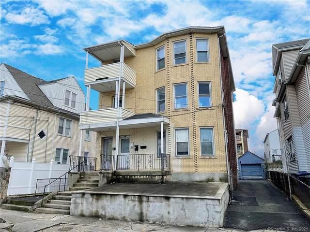 31 Taft Avenue, Bridgeport, CT 06606 (MLS #170366370) :: GEN Next Real Estate