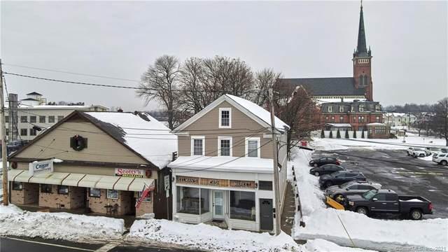 31 Hall Avenue, Wallingford, CT 06492 (MLS #170366378) :: Carbutti & Co Realtors
