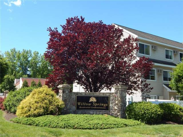 332 Willow Springs #332, New Milford, CT 06776 (MLS #170366383) :: Around Town Real Estate Team
