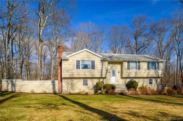 32 Seth Low Mountain Road, Ridgefield, CT 06877 (MLS #170366448) :: Around Town Real Estate Team