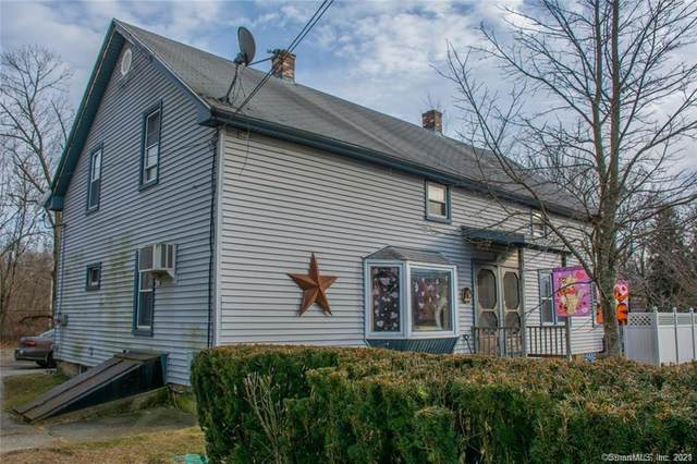 85-87 S Main Street, Plainfield, CT 06354 (MLS #170366451) :: Around Town Real Estate Team