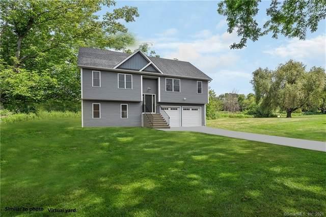 207 Lonetown Road, Redding, CT 06896 (MLS #170366456) :: Around Town Real Estate Team