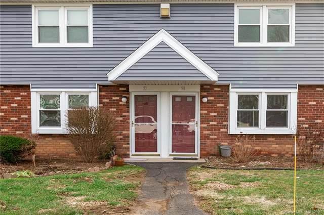 211 E Main Street #58, Branford, CT 06405 (MLS #170366472) :: GEN Next Real Estate