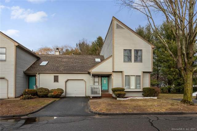 40 Elm Meadows #40, Enfield, CT 06082 (MLS #170366474) :: Michael & Associates Premium Properties | MAPP TEAM