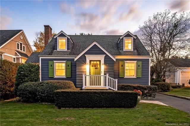 58 Relihan Road, Darien, CT 06820 (MLS #170366514) :: Kendall Group Real Estate | Keller Williams