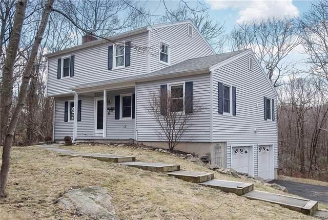 455 Barrack Hill Road, Ridgefield, CT 06877 (MLS #170366525) :: GEN Next Real Estate