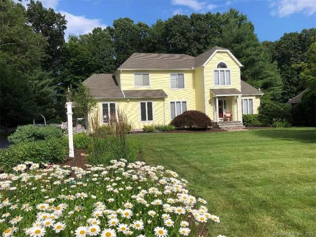 16 Drumlin Road, Glastonbury, CT 06073 (MLS #170366536) :: Carbutti & Co Realtors