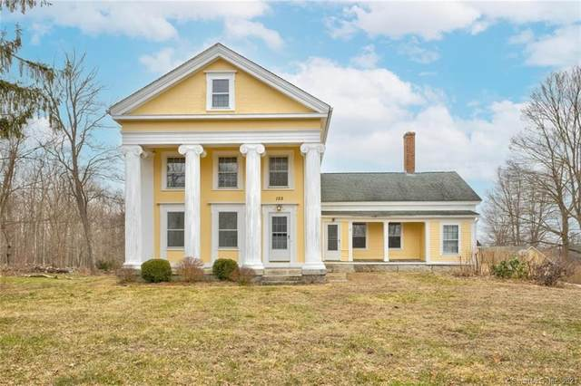 155 Burrows Hill Road, Hebron, CT 06231 (MLS #170366537) :: Anytime Realty