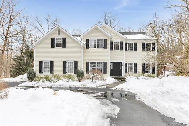 7 Indian Valley Road, Weston, CT 06883 (MLS #170366563) :: Tim Dent Real Estate Group