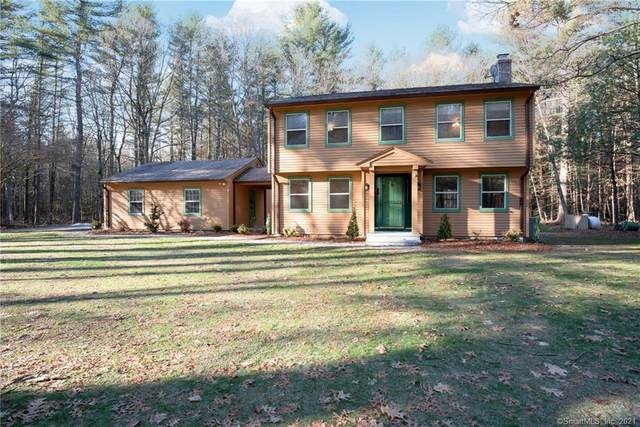 18 Hall Hill Road, Willington, CT 06279 (MLS #170366569) :: Around Town Real Estate Team
