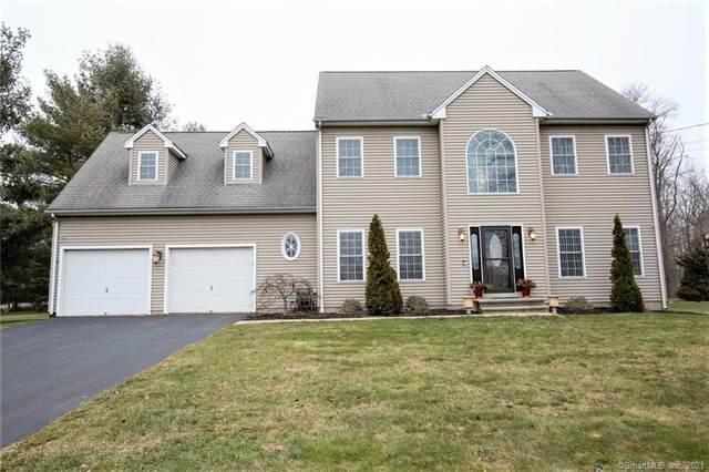 28 Hintz Drive, Wallingford, CT 06492 (MLS #170366609) :: Michael & Associates Premium Properties | MAPP TEAM