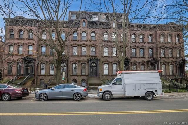 556 Chapel Street #4, New Haven, CT 06511 (MLS #170366619) :: Carbutti & Co Realtors