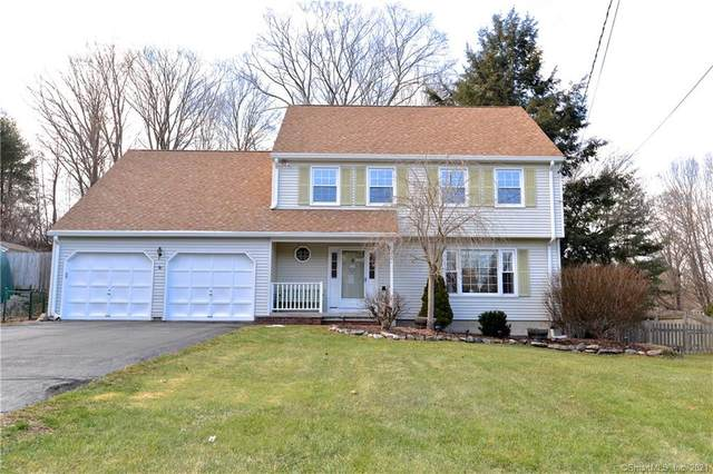 221 Country Club Road, Cheshire, CT 06410 (MLS #170366621) :: Mark Boyland Real Estate Team