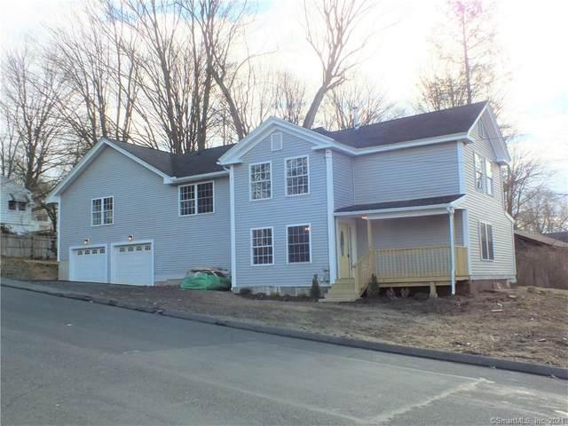 686 Hanover Road, Meriden, CT 06451 (MLS #170366676) :: Tim Dent Real Estate Group