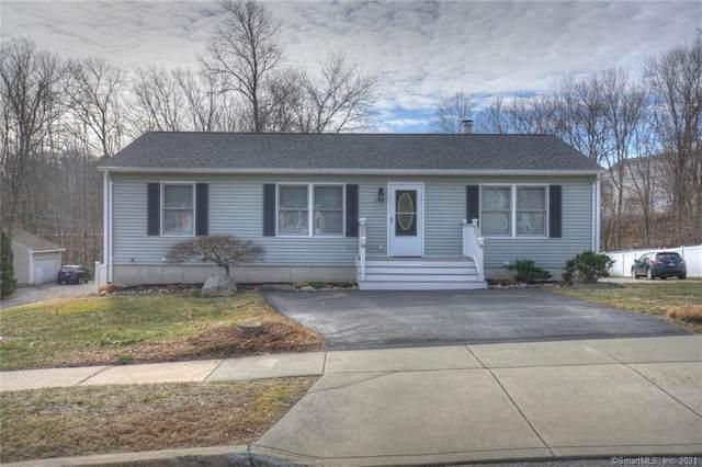 137 Deerfield Ridge Drive, Groton, CT 06355 (MLS #170366704) :: Around Town Real Estate Team