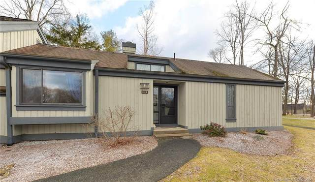 981 Heritage Village B, Southbury, CT 06488 (MLS #170366718) :: Around Town Real Estate Team