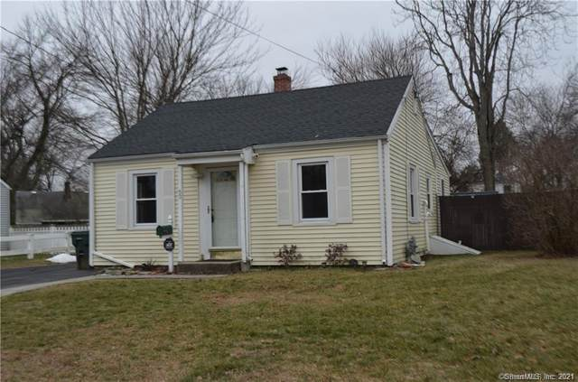 53 Handel Road, East Hartford, CT 06118 (MLS #170366762) :: Tim Dent Real Estate Group