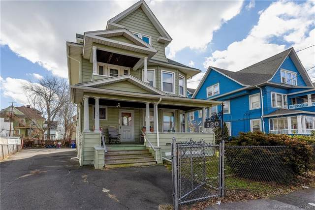 120 Harral Avenue, Bridgeport, CT 06604 (MLS #170366769) :: Around Town Real Estate Team