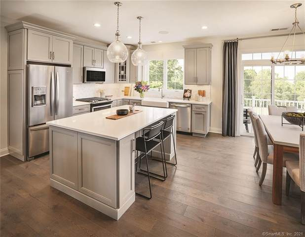 93 Brentwood Circle #50, Danbury, CT 06810 (MLS #170366811) :: Around Town Real Estate Team