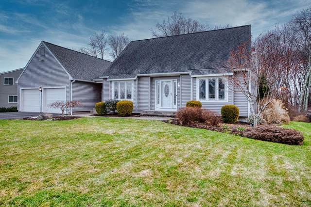 14 Cobbler Way, Windsor, CT 06095 (MLS #170366820) :: Around Town Real Estate Team